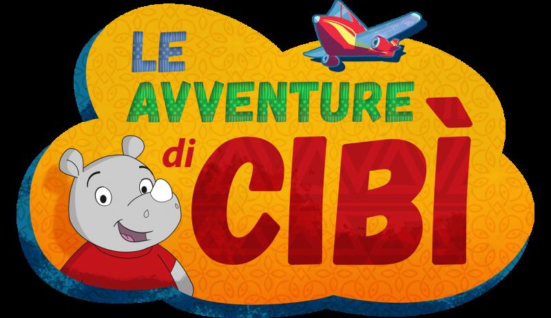Le avventure di Cibì - Logo